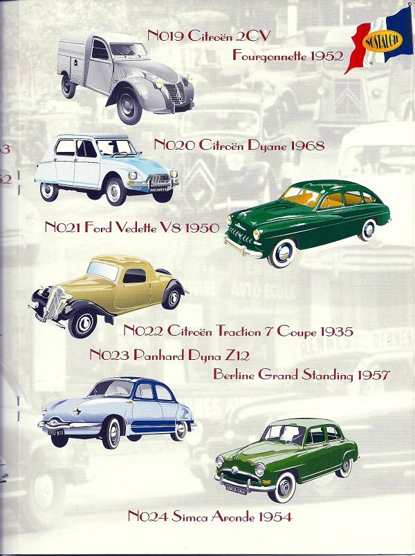 Nostalgie 2cv Charleston Numyri14