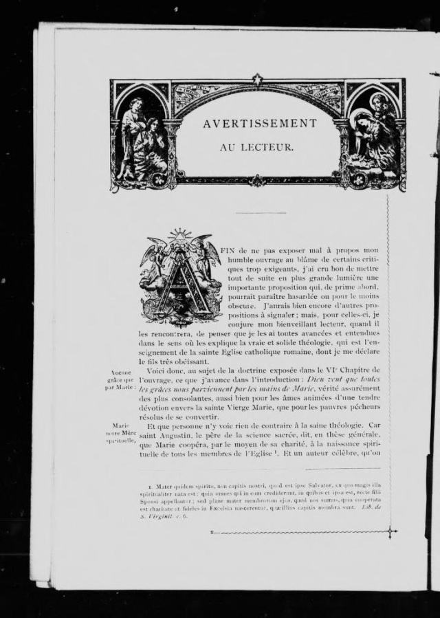 Les Gloires de Marie (complet) - Page 8 Cihm_711