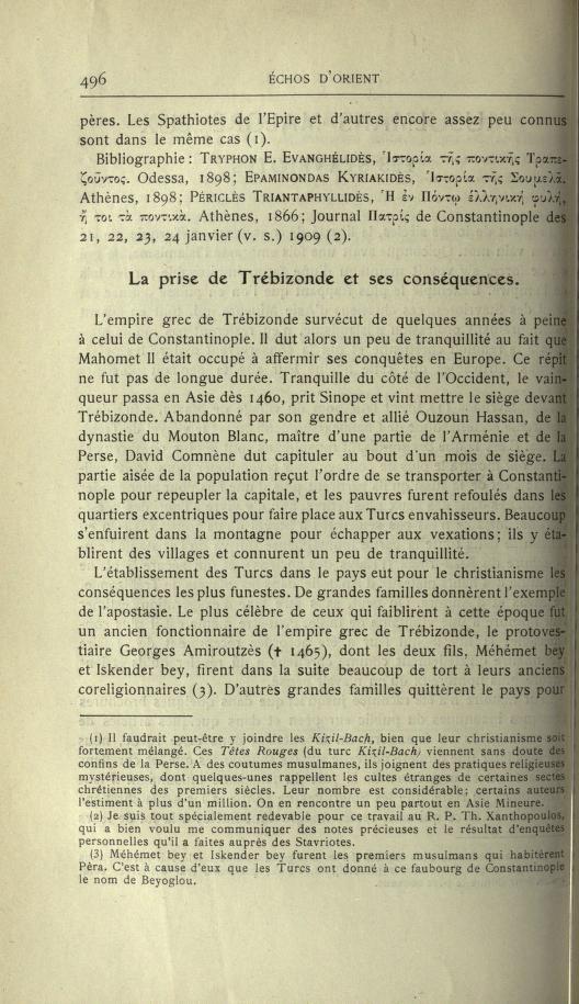 MULSUMANS MALGRÉ EUX - LES STAVRIOTES. Echosd11