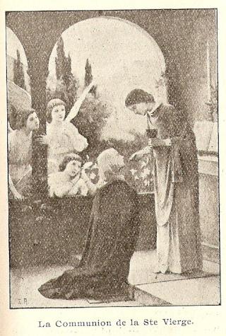 Sainte Communion Numari10