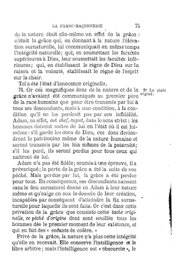 LE TRAVESTISSEMENT DU DOGME CATHOLIQUE - par D. P. Benoit - 1886. Pdf12