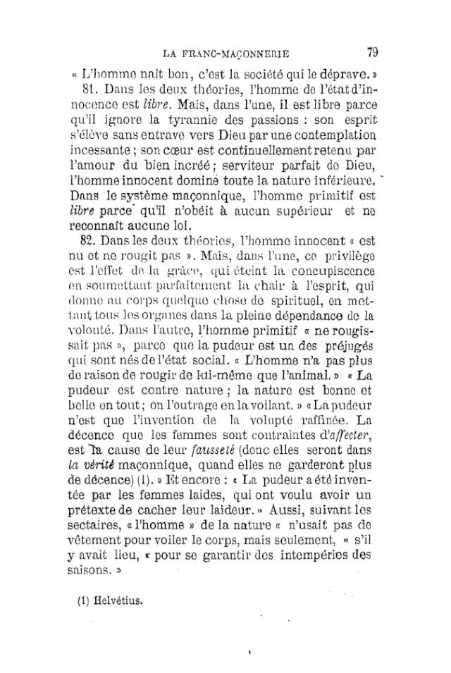 LE TRAVESTISSEMENT DU DOGME CATHOLIQUE - par D. P. Benoit - 1886. Pdf16