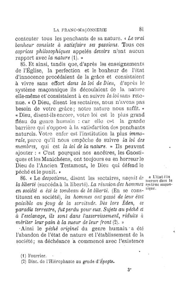 LE TRAVESTISSEMENT DU DOGME CATHOLIQUE - par D. P. Benoit - 1886. Pdf18