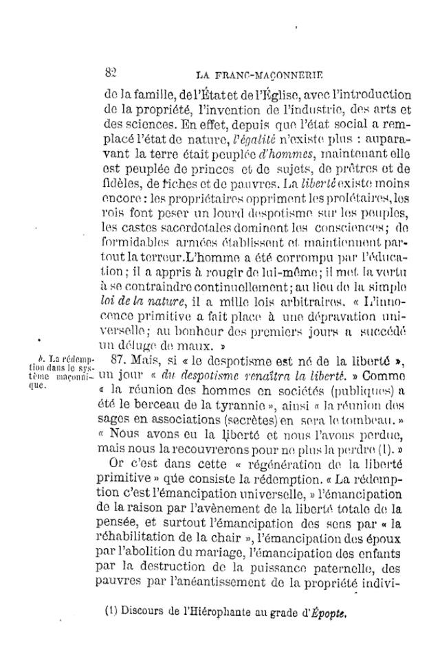 LE TRAVESTISSEMENT DU DOGME CATHOLIQUE - par D. P. Benoit - 1886. Pdf19