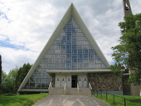 Église Saint-Marc, à Bagotville, La baie, Saguenay. Rpcq_b10