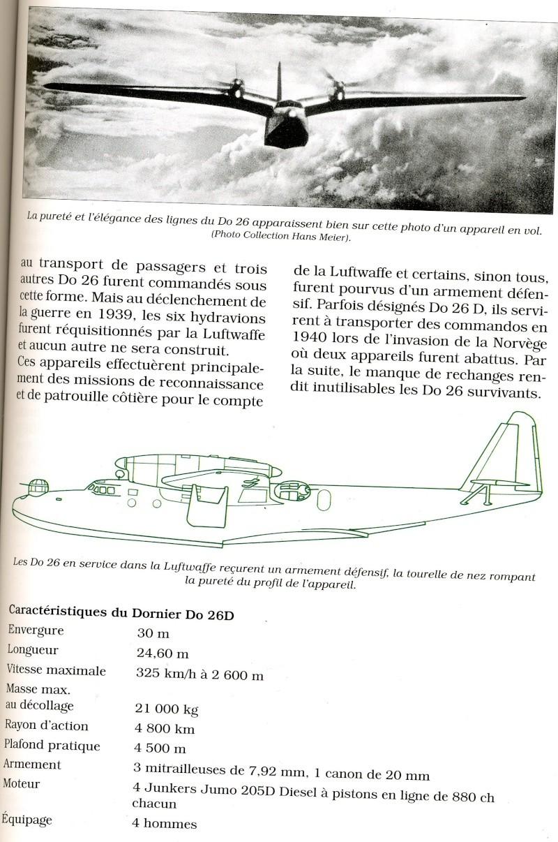 [Les anciens avions de l'aéro] Hydravion DORNIER  DO 24 - Page 2 Img62510