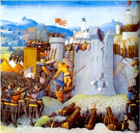 Images du Moyen Age : les sources graphiques de Jhen Ataque10