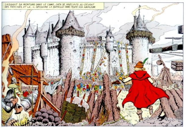 Images du Moyen Age : les sources graphiques de Jhen Ataque11