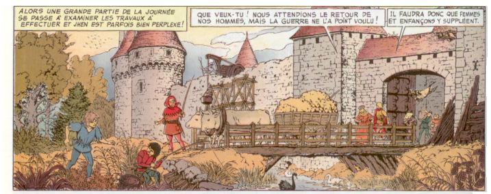 Images du Moyen Age : les sources graphiques de Jhen Barbe_10