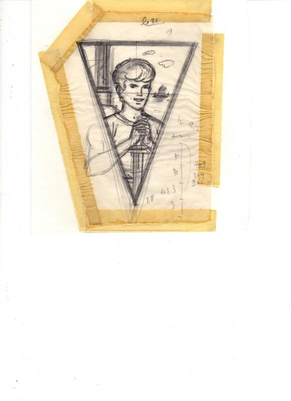 Images peu connues d'Alix - Page 2 Crayon10