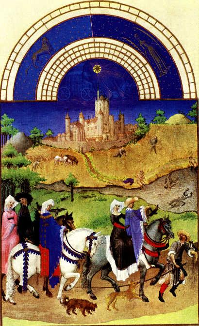 Images du Moyen Age : les sources graphiques de Jhen Db-f8v10