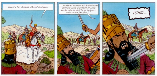C'était à Khorsabad : les critiques Khorsa13