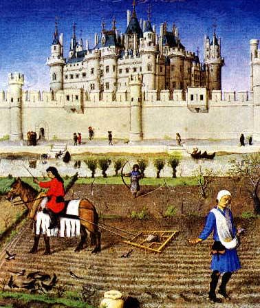 Images du Moyen Age : les sources graphiques de Jhen Odctob10