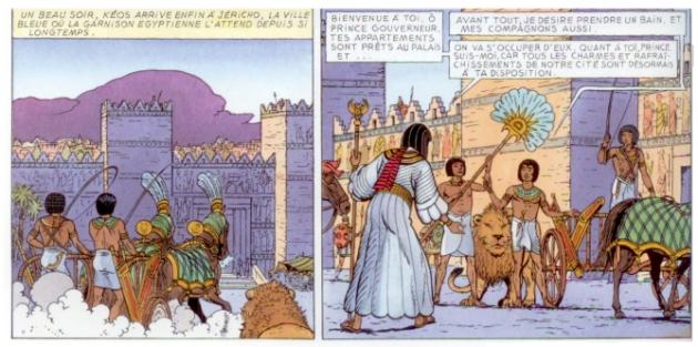 Keos 3 : le Veau d'or Veaudo12