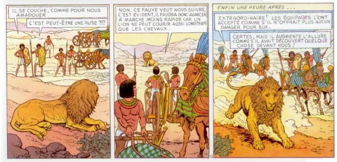 Keos 3 : le Veau d'or Veaudo14