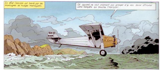 Le vol du Spirit Volspi10