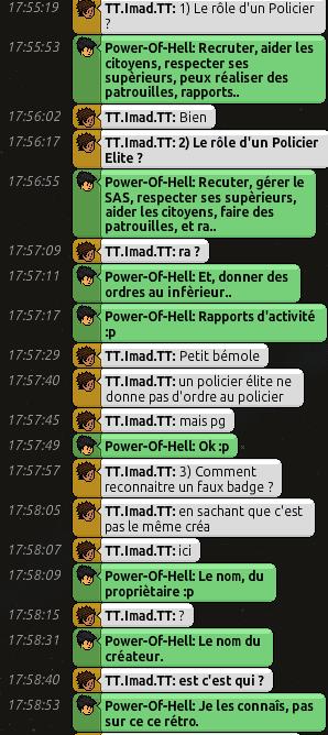 Rapport / Formation & Test / de TT.Imad.TT Preuve10
