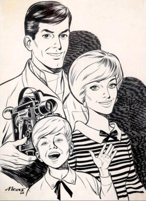 Edouard Aidans, entre l'humour et le réalisme Aidans14