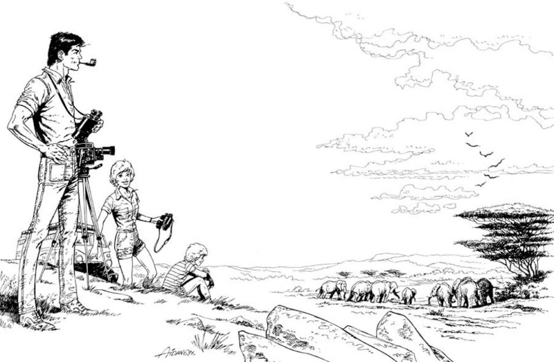 Edouard Aidans, entre l'humour et le réalisme Aidans15