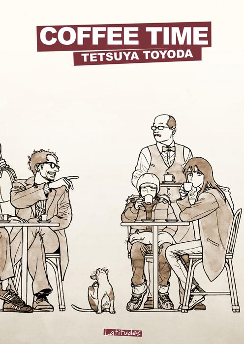 Le rayon du manga Cofee_10