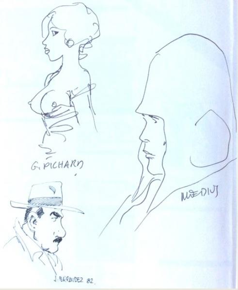 Les dessins ou dédicaces à plusieurs mains - Page 2 Divers13