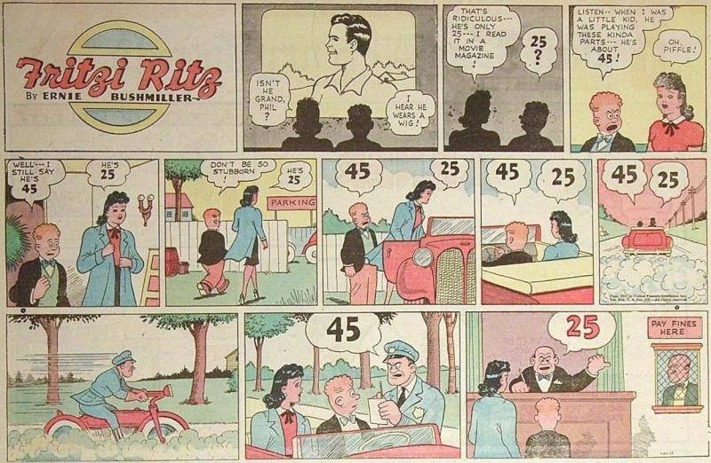 Ernie BUSHMILLER - Page 11 Fritzi13