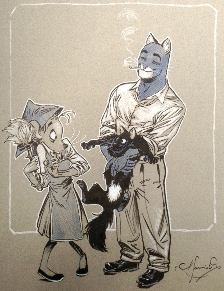 (What about) Blacksad - Page 2 Guarni28