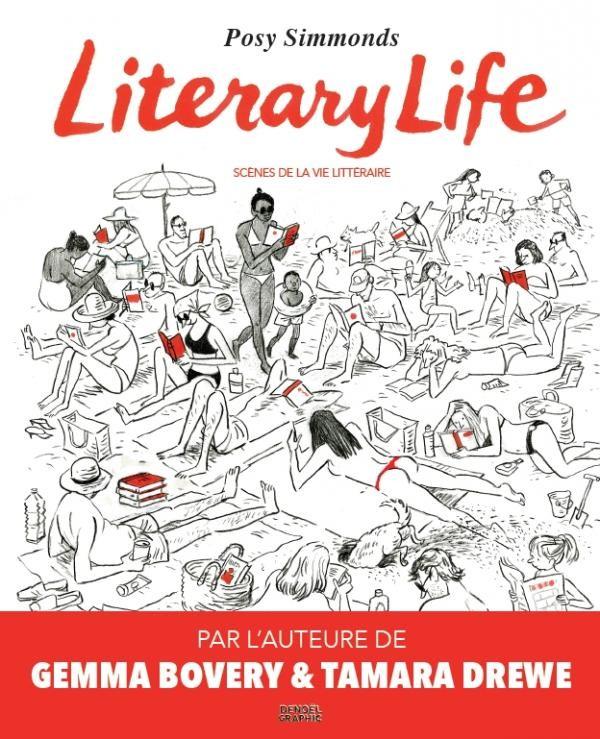 Bande dessinée et littérature Ll10