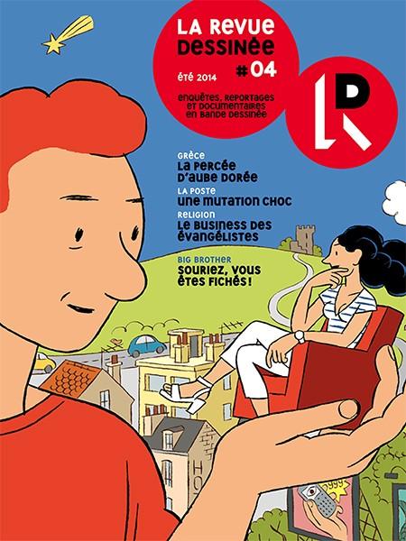 Reportages  journalisme et bande dessinée - Page 2 Lrd410