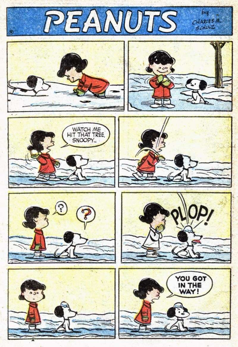 """La saga """"Peanuts"""" - Page 4 Peanut14"""