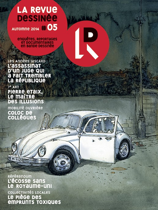 Reportages, journalisme et bande dessinée - Page 3 Rd510