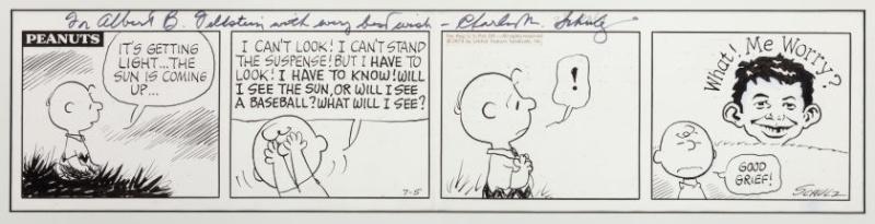 """La saga """"Peanuts"""" - Page 3 Schulz11"""
