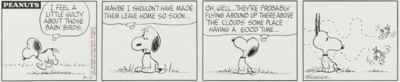 """La saga """"Peanuts"""" - Page 4 Schulz12"""