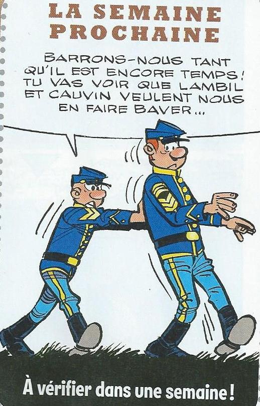 Les Tuniques Bleues Tbs10