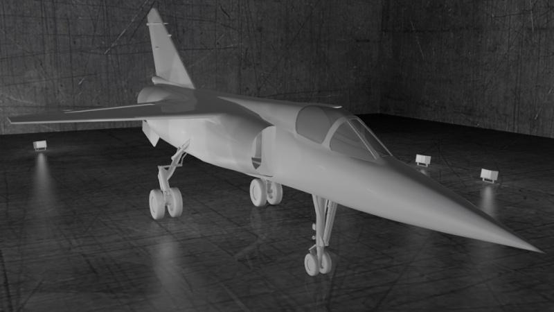 Le mirage F1 110