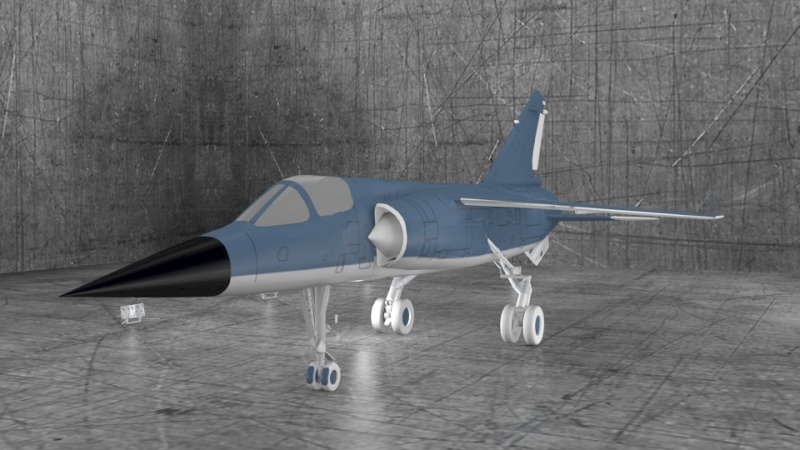 Le mirage F1 410