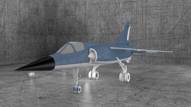 Le mirage F1 4_avec10