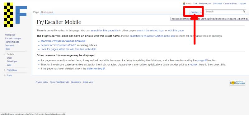 Wiki Flightgear : Traduction d'une page de Wiki Captur13