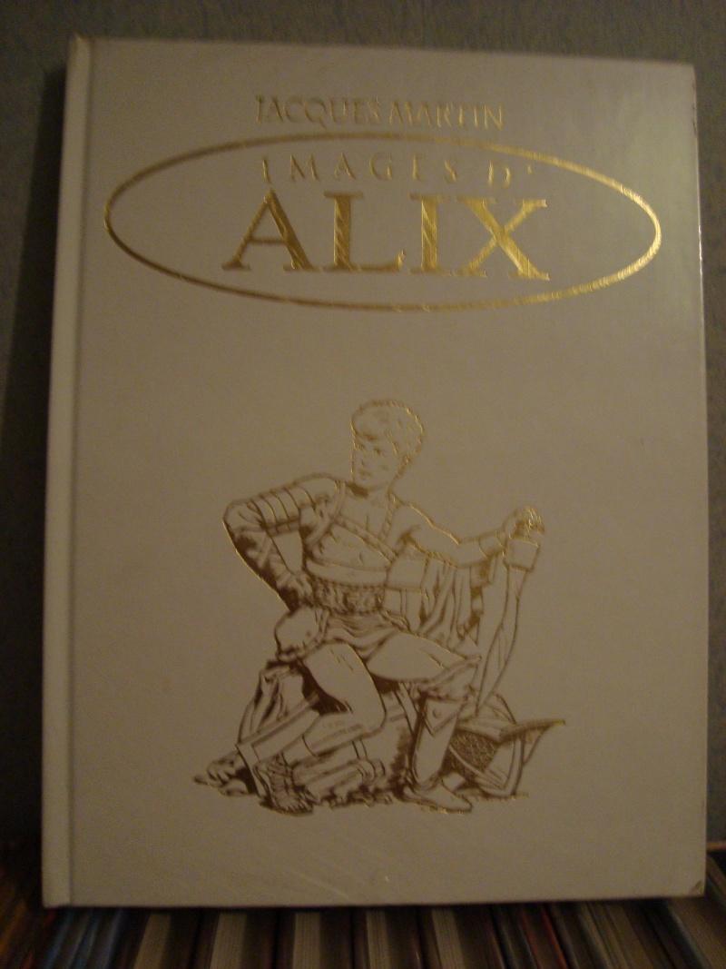 collection des differentes editions d'alix Dsc00012