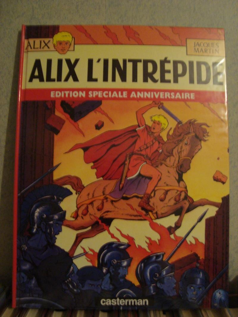 collection des differentes editions d'alix Dsc00013