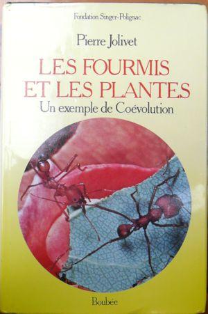 Les Fourmis et les Plantes - Boubée - 1986 Boubye10