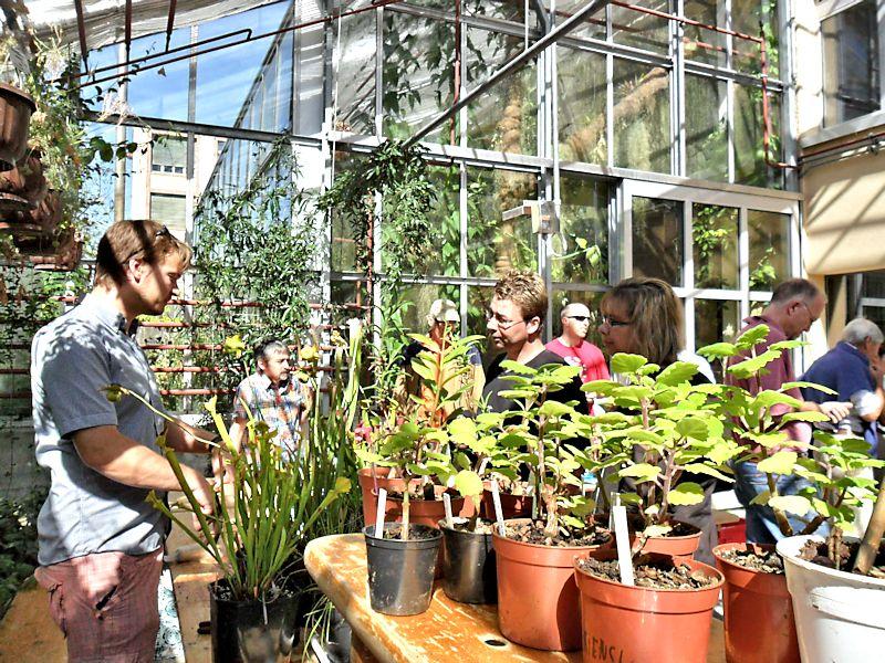 Bourse aux plantes carnivores et atypique 2014- Jardin botanique de Fribourg - Page 2 Fribou20