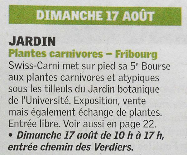 Bourse aux plantes carnivores et atypique 2014- Jardin botanique de Fribourg - Page 2 Terre_10