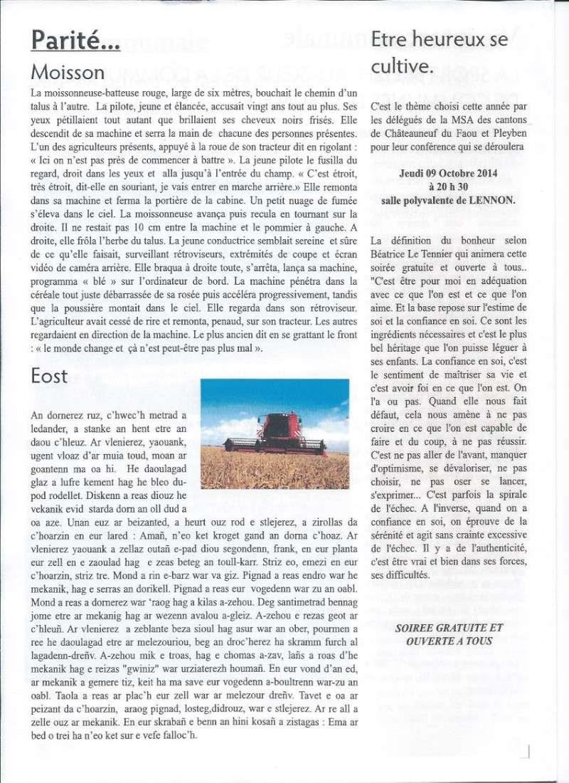 Bulletin d'information de Brasparts n°42 810