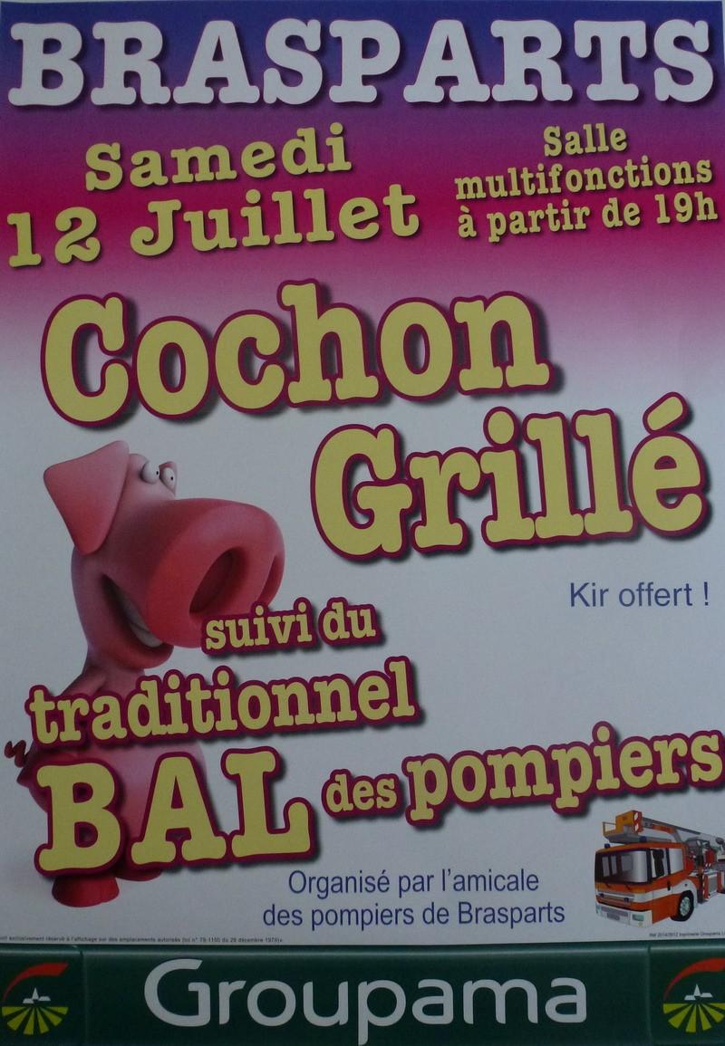 Soirée Cochon Grillé et Bal des Pompiers Cochon10