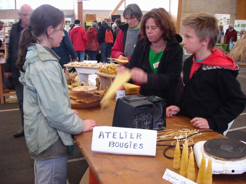 Fête de la Pomme, du Miel et des Champignons 2014 Dsc00724