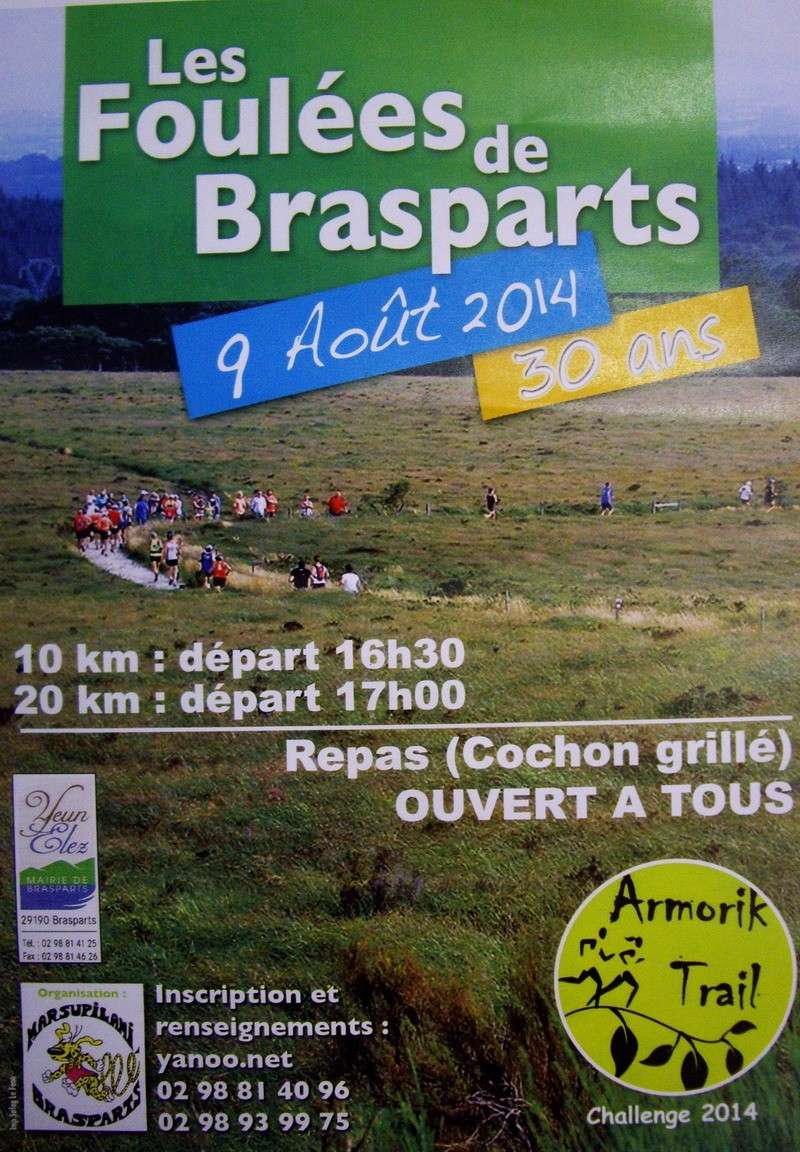 Foulées de Brasparts 2014 Imgp6220