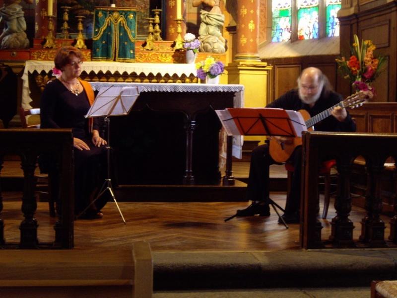 """Concert """"chant et guitare"""" à l'église de Brasparts le 24 août 2014 Imgp6412"""