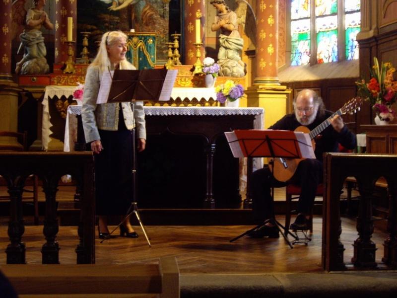 """Concert """"chant et guitare"""" à l'église de Brasparts le 24 août 2014 Imgp6512"""