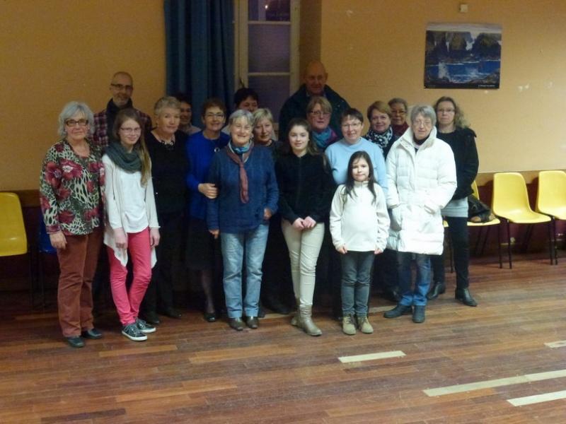 Strollad Menez Sant Mikêl 2014-2015 / Repas à Pont Coblant 2015 P1050216